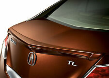 UNPAINTED REAR WING SPOILER FOR AN ACURA TL LIP FACTORY STYLE 2009-2014
