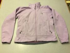 THE NORTH FACE Windwall Full Zip Purple Fleece Sz Small womens Jacket Coat A10