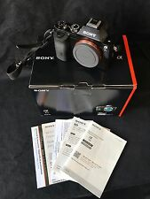 Sony ILCE-7S Alpha a7s 12.2 MP Mirrorless Digital Camera - Body Only