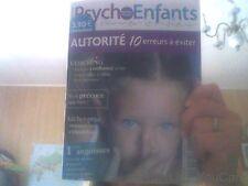 Psychoenfants 44 - Psycho Enfants - Octobre 2012 : Autorité 10 Erreurs À Éviter