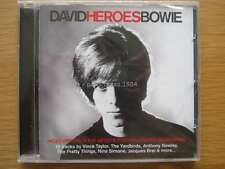 David Bowie Heroes CD from Mojo magazine February 2015 - Artists That Influenced