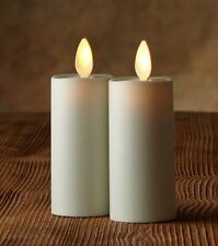 "Luminara Votive Realistic Flame LED Plastic Candle Light 1.75"" x 3""  2 pack"