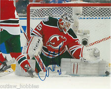 New Jersey Devils Cory Schnieder Signed Autographed 8x10 Photo COA