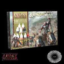 The Army Painter BNIB Warpaints Kings of War Ogres paint set APWP8017