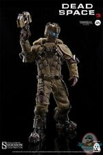 1/6 Scale Dead Space 3 Isaac Clarke Snow Suit Version Figure Threezero