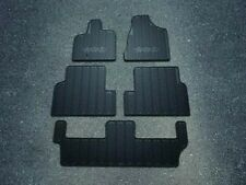 2013 - 2016 OEM Dodge Grand Caravan Slush-style Floor Mats - 1st, 2nd, 3rd rows