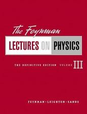 The Feynman Lectures on Physics, The Definitive Edition Volume 3 (2nd -ExLibrary