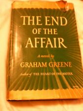 """The End of the Affair"" by Graham Greene, 1st Am. Ed. 1st Printing"