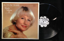 Blossom Dearie-Simply Volume IV-Daffodil 106-BOB DOROUGH
