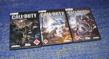 Giochi PC raccolta-Call of Duty 1 + United offensiva-FSK 18 EGO Shooter