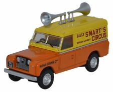 """Oxford 76LAN2003 Land Rover SII 109"""" Billy Smarts 1/76 Scale = 00 Gauge New Case"""