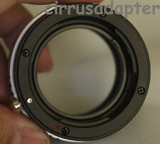 Nikon G F AI AI-S AF AF-S lens adapter to Canon eos M camera 11169