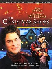 The Christmas Shoes DVD 2006 USA R1 Feature Films For Families Rob Lowe Movie