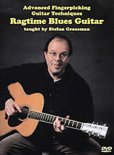 Stefan Grossman - Ragtime Blues Guitar (DVD, 2004)
