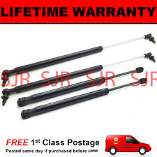 FOR JEEP GRAND CHEROKEE WK 2005-10 SET REAR & TAILGATE WINDOW GAS SUPPORT STRUTS