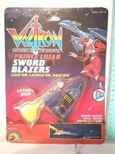 VOLTRON LION FORCE SWORD BLAZERS PRINCE LOTAR LYN 1984 TOYS VINTAGE