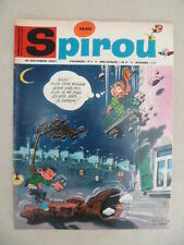 Journal SPIROU n° 1540 (52 pages) du 19 octobre 1967 - COMPLET + Doc SPIROU
