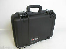 NEW - PELI iM2200 Shipping Storage Storm Case Flight Box WITH FOAM Waterproof