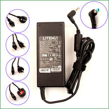 Genuine for Acer Aspire 5043 5044 5110 5112 5520 5540 8920 Ac Battery Charger