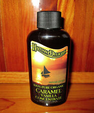 100% Pure Organic Haitian Caramel Vanilla Extract Concentrated 2 OZ