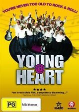 A21 BRAND NEW SEALED Young @ at Heart (DVD, 2009) Region 4 AUS