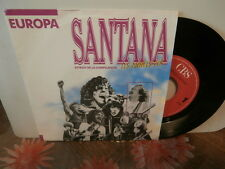 "santana""europa""yellow river""single7"".hol/fr-cbs:6551467. de 1989"