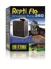 Exo Terra Repti Flo 350 Reptile Turtle Terrarium Habitat Pump 120v 85 GPH