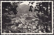 COMO CASTIGLIONE D'INTELVI 09 Cartolina FOTOGRAFICA viaggiata 1946