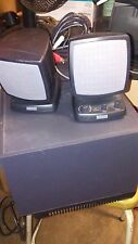 Altec Lansing ACS 54 Computer Speakers with Subwoofer