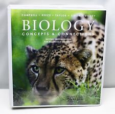 Campbell BIOLOGY Concepts & Connections Second Custom Edition for MU BINDER