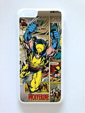 Carcasa Para Iphone 6/Funda,Wolverine,Cool Retro Diseño,Maravilla,X-Men,Comic