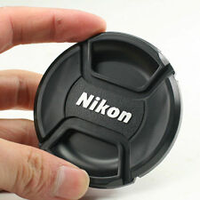 LC-82 Centre Pinch lens cap for Nikon Lenses fit 82mm filter thread - UK SELLER