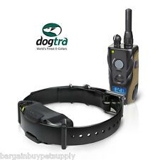 Dogtra 1900S 3/4 Mile Dog Remote Trainer Waterproof Rechargeable