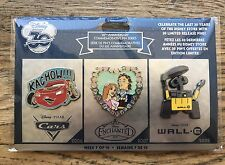 Disney Store 30th Anniversary Pin Set Week 7 - New & Sealed