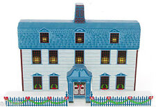 DWIGHT HOUSE OFC02 SHELIA'S OLD FASHIONED CHRISTMAS SERIES BENNINGTON VT