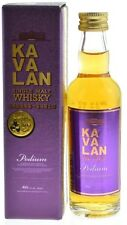 KaVaLan Podium Single Malt Whisky 0,048l inkl. Geschenkkarton