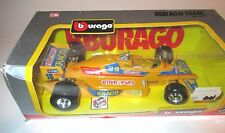 Indy 500 PPG Cart Indianapolis Rennwagen OTTER POPS #18, Bburago in 1:24 boxed!