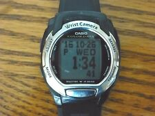 Casio Wrist Camera Watch WQV-3 Retired Module 2411