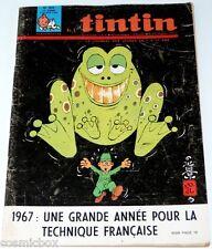 Le journal de TINTIN n° 954 de 1967 Luc Orient magazine vintage revue collection