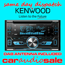 KENWOOD DPX-7000DAB DAB Bluetooth AUX USB IPOD IPHONE controllo conveniente Stereo Auto