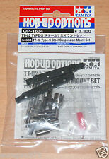 Tamiya 54634 TT-02 Type-S Steel Suspension Mount Set (TT02 Type-S Drift), NIP
