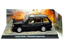 wonderful modelcar diorama RANGE ROVER SPORT 1997 - 007  - black - 1/43