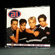 A1 - Be The First To Believe - music cd EP