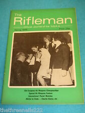 THE RIFLEMAN - SPECIAL AIR WEAPONS - SPRING 1975 #495