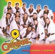 NEW - Entre Suspiro Y Suspiro by Banda Sinaloense Carnaval