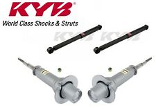 4-KYB Excel-G® Strut/Shocks (2-Front & 2-Rear) JEEP Liberty 2002 to 2012