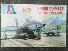 Italaerei 1/72 Republic RF-84F Thunderflash Plastic Model Kit