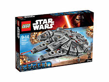 LEGO STAR WARS 75105 FORCE AWAKENS MILLENNIUM FALCON New In Factory Sealed Box