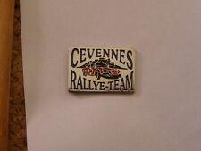 pins renault alpine berlinette rallye-team cevennes n°2