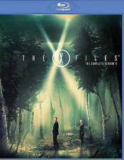 X-files, The Complete Season 5 Blu-ray, New DVDs